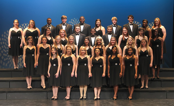 Southern Union State Community College - Show Choir