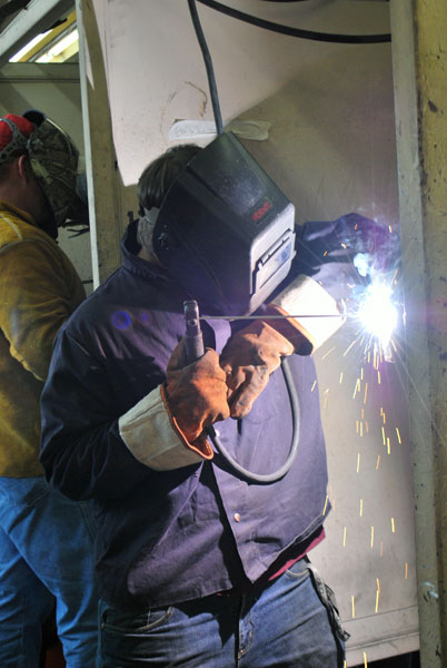 Welding Technology Program
