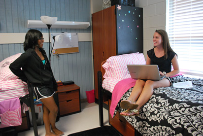 Interior Dorm Room At Southern Union State Community College Part 55
