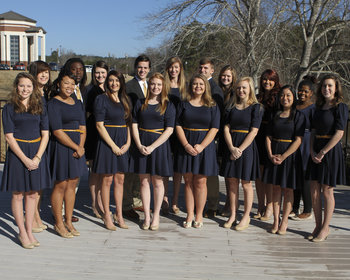 Student Ambassadors at Southern Union State Community College