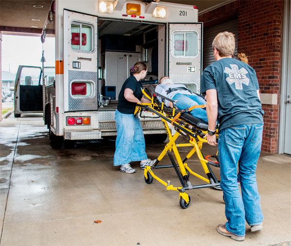 Emergency Medical Services (EMT) at SUSCC