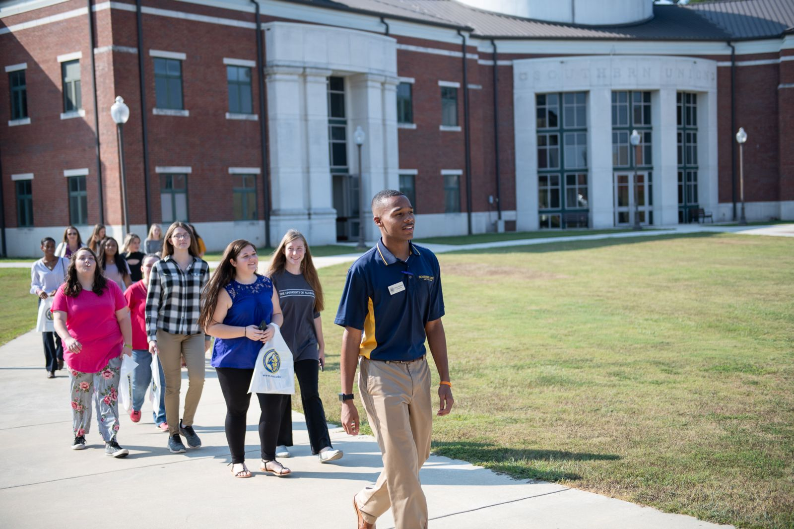 southern union opelika campus map Campus Tours Recruitment Staff Southern Union State Community southern union opelika campus map